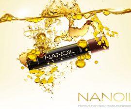 Λάδι μαλλιών Nanoil - επιλέξτε την τελειότητα