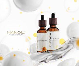 σέρουμ για τις κοκκινίλες του προσώπου Nanoil